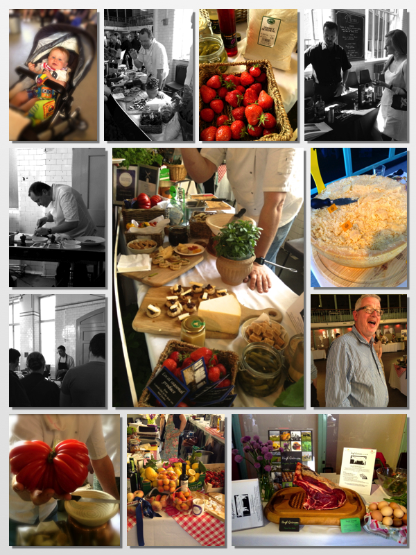 Sharing our love of Slow Food with the people of Edinburgh.
