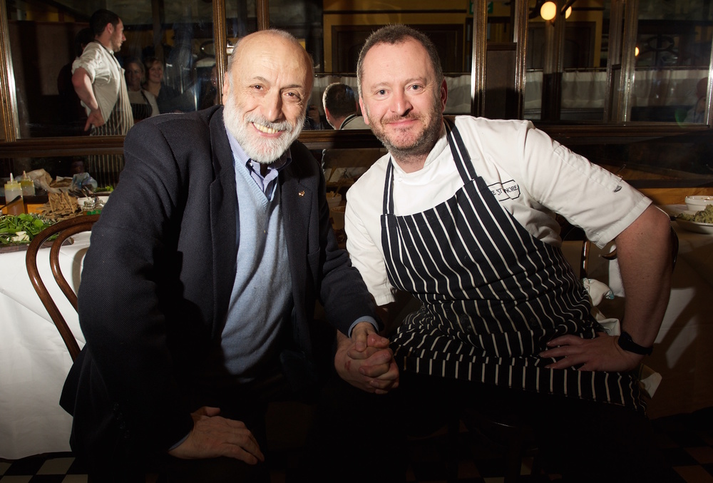 SLOW FOOD SCOTLAND WELCOMES CARLO PETRINI Slow Food Scotland is delighted to be hosting a visit from the father of the Slow Food, recognised as one of the most important figures in world food and the defence of biodiversity. Named by Time Magazine as a European 'Hero of Our Time', a 'Champion of the Earth' by the UN and the only Italian on The Guardian list of '50 people who could save the planet', Carlo Petrini will be returning to Scotland after a first visit to the founding congress of Slow Food in the UK in 2005. His five-day itinerary (24th – 28th February) will include lectures in both Edinburgh and Glasgow and meetings with local Slow Food members, leaders, chefs, producers, educators and government. Carlo will also take part in events in the run-up to Milan 2015 Expo, in conjunction with the Italian Consulate. 'This is an exciting time for Slow Food Scotland as we complete the devolution into a truly national body and now we have the opportunity to be inspired and challenged by Carlo Petrini. The interest has been tremendous with events like the Edinburgh lecture selling out in hours. We look forward to engaging with all those who believe that everyone in Scotland deserves a food system that is truly good, clean and fair.' commented John Cooke of Slow Food Scotland.