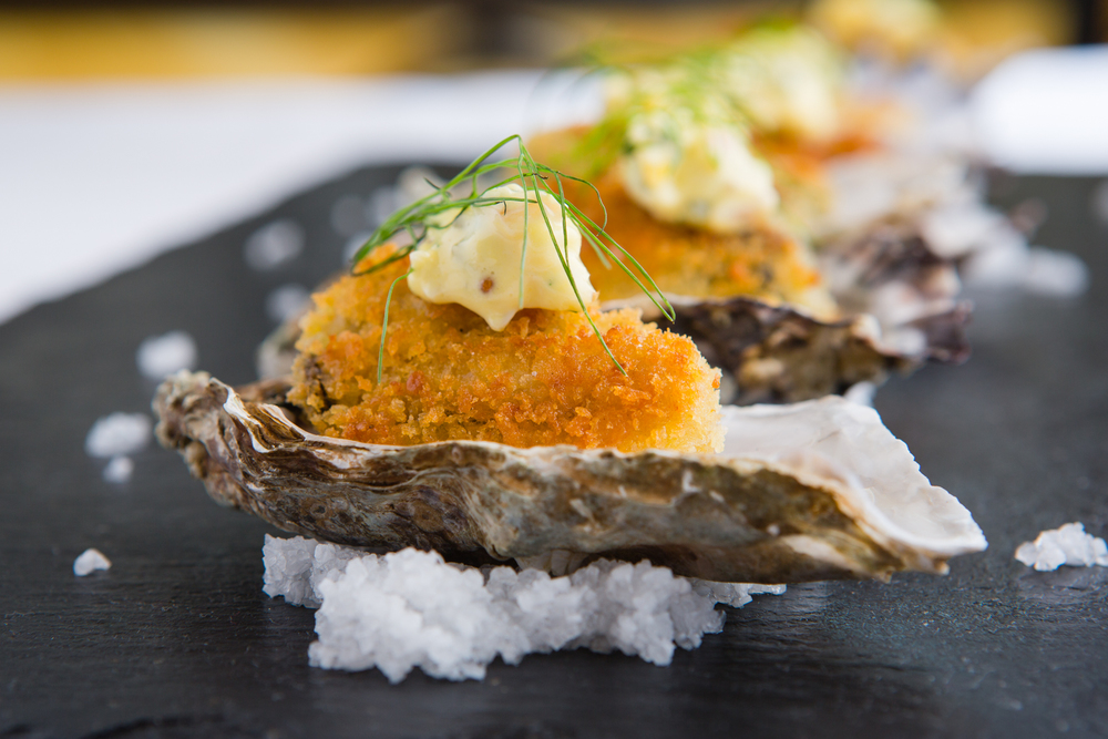 Neil Forbes Cafe St Honore Baked Oysters 1 WEB SIZE (Credit Paul Johnston at Copper Mango) CMPL1898.jpg