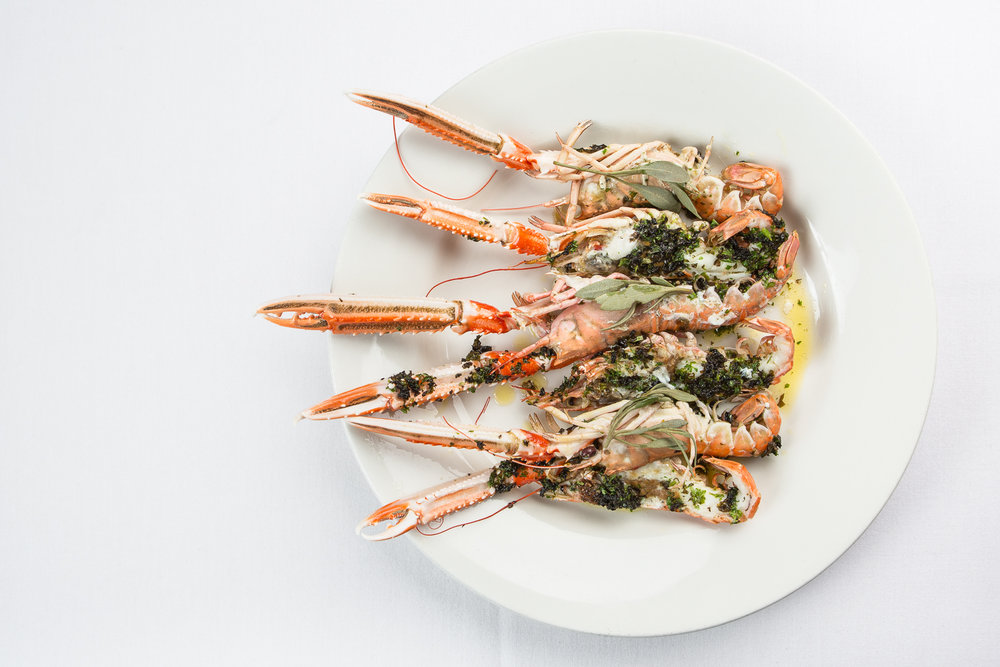Neil Forbes Cafe St Honore Langoustines Seaweed Butter 4 WEB SIZE (Credit - Paul Johnston at Copper Mango)-CMPL4946.jpg