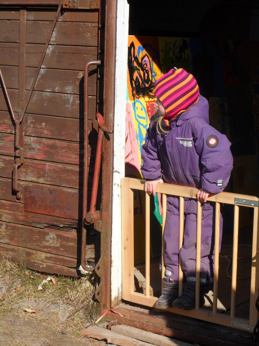 Projekt Leg og ide. - Forløb i Malling Dagtilbud- også inklusionsforløb. Innovation i børnehøjde.Projektet er støttet af Børnekulturhus Aarhus.
