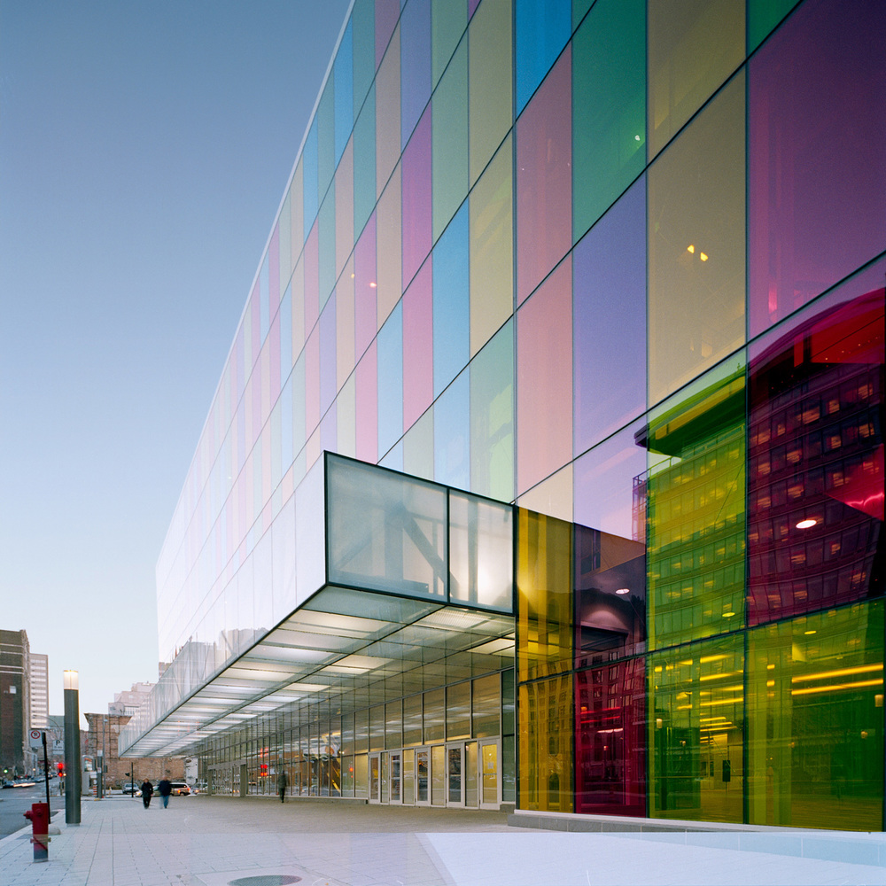 Palais des Congrès - Montréal