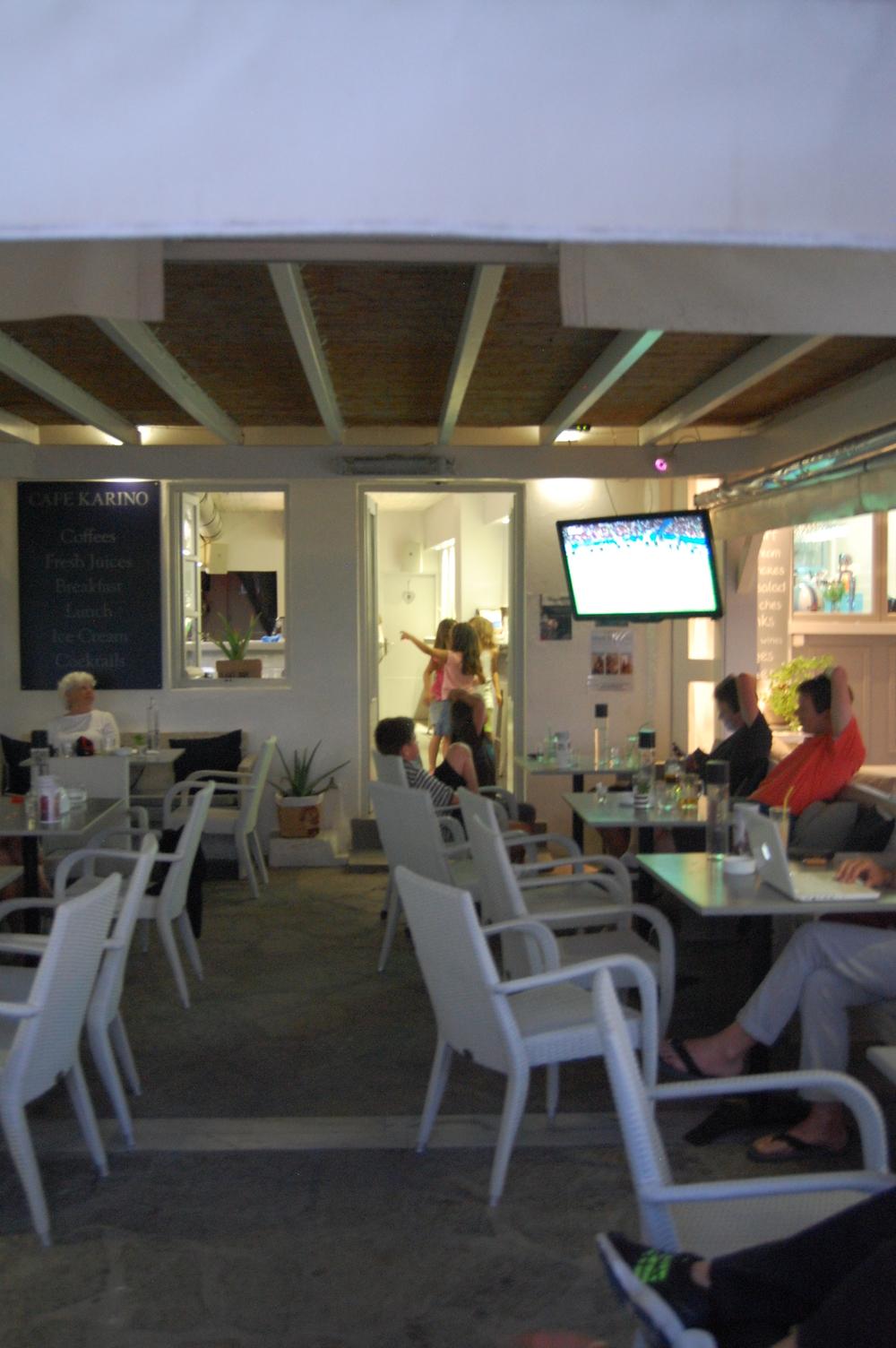 Cafe Karinos
