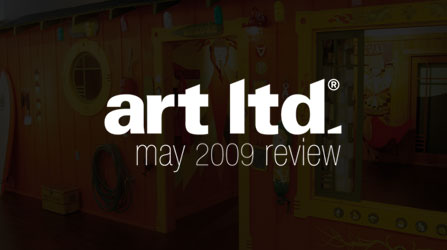 Art Ltd. Review of Inside/Outside May 2009