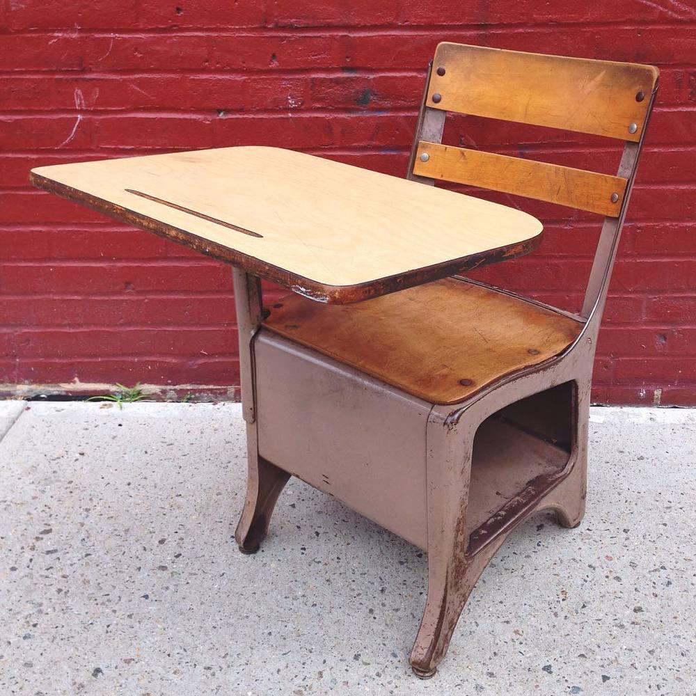 antique student desk real good goods co rh realgoodgoods com antique student desk collectors antique student desk collectors