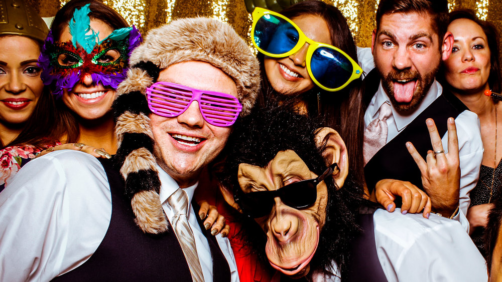 NOW OFFERING PHOTO BOOTH! - All your guests will have a blast making a million memories!