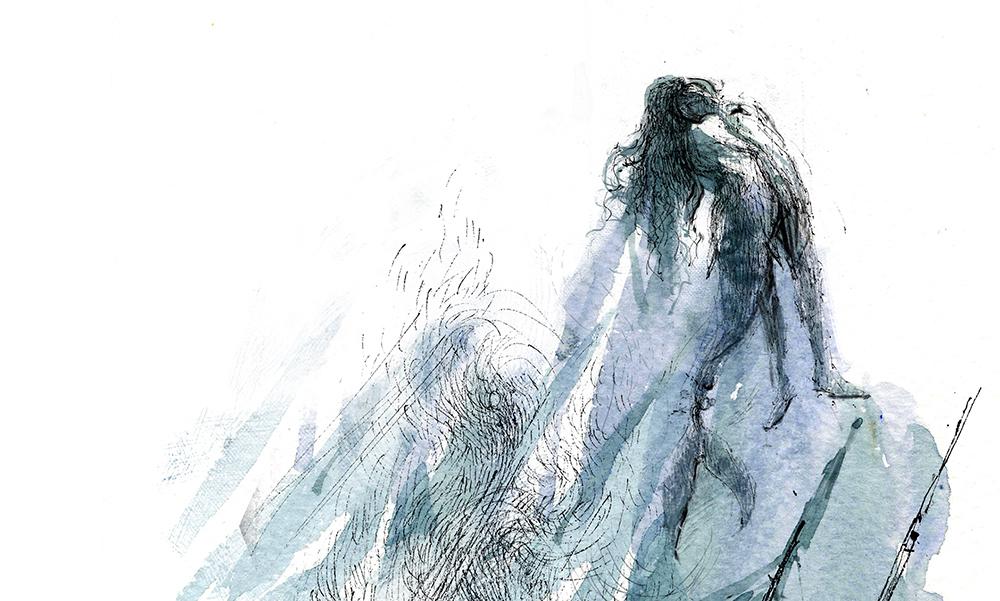 """The Little Mermaid"", H. Ch. Andersen"