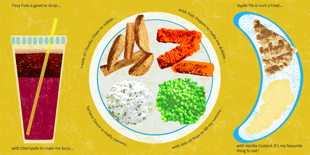 What's for Dinner?- A mix and match meal book.