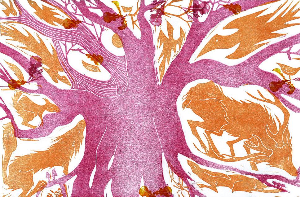 Life in the Old Oak ~ Autumn Sarah Turpin
