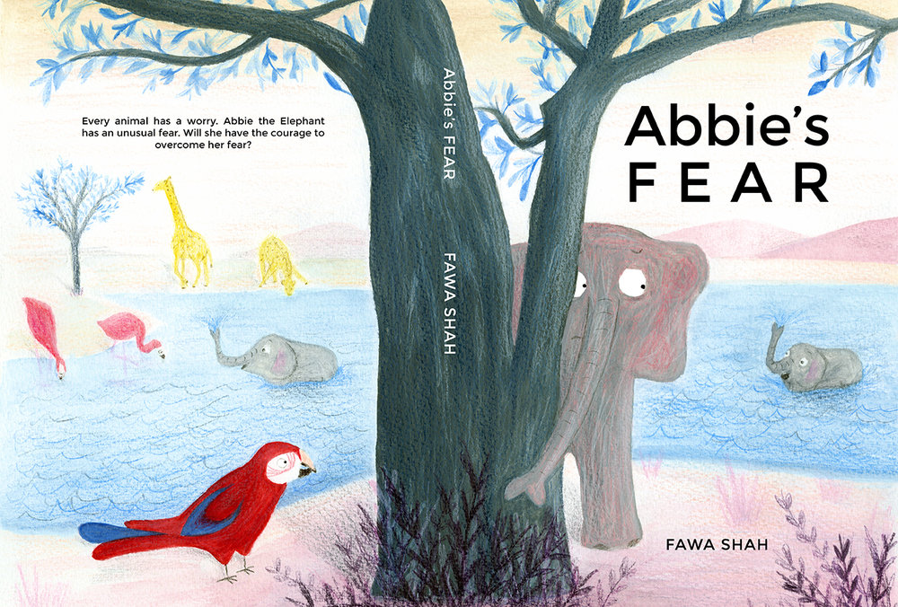 Abbie's Fear - Front Cover