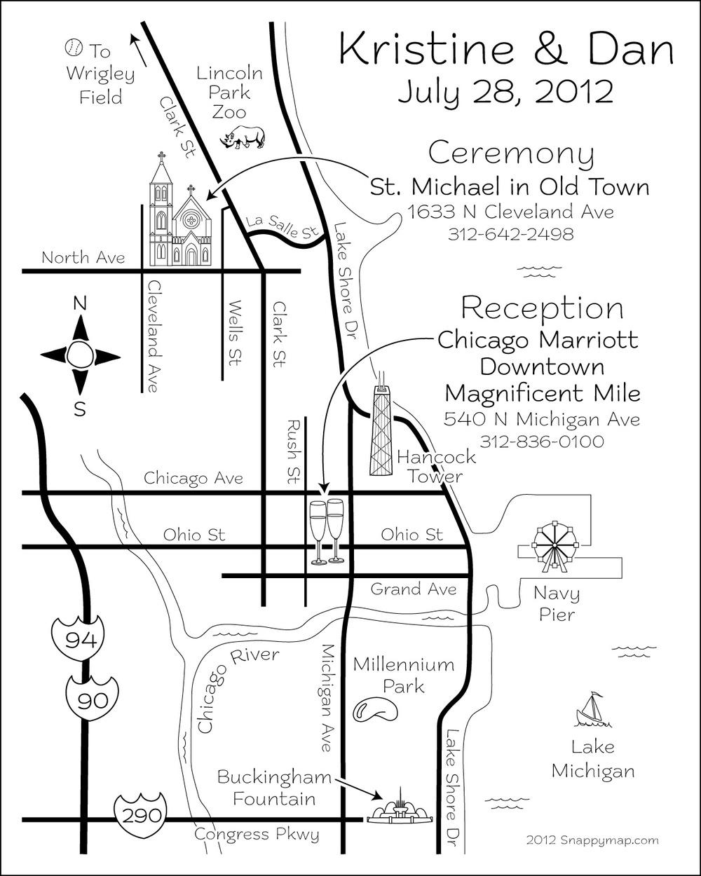 Custom Map Design By Snappymap