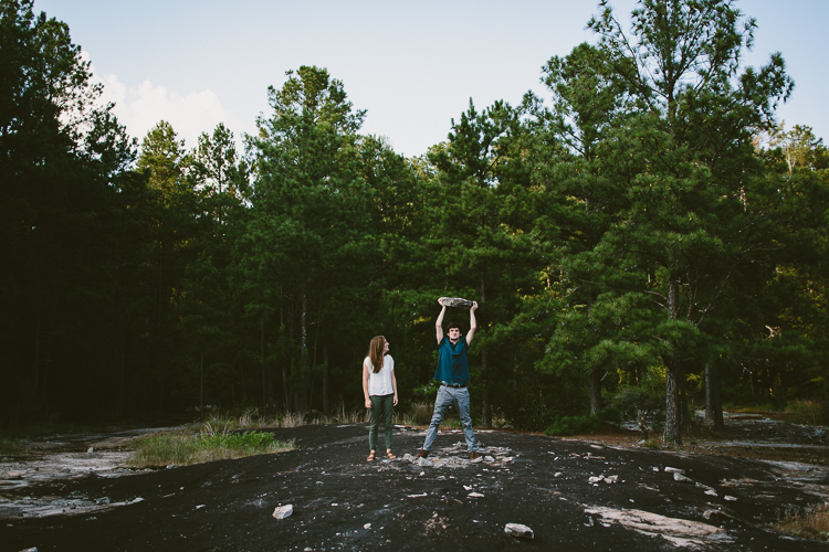 Playful Engagement Shoot
