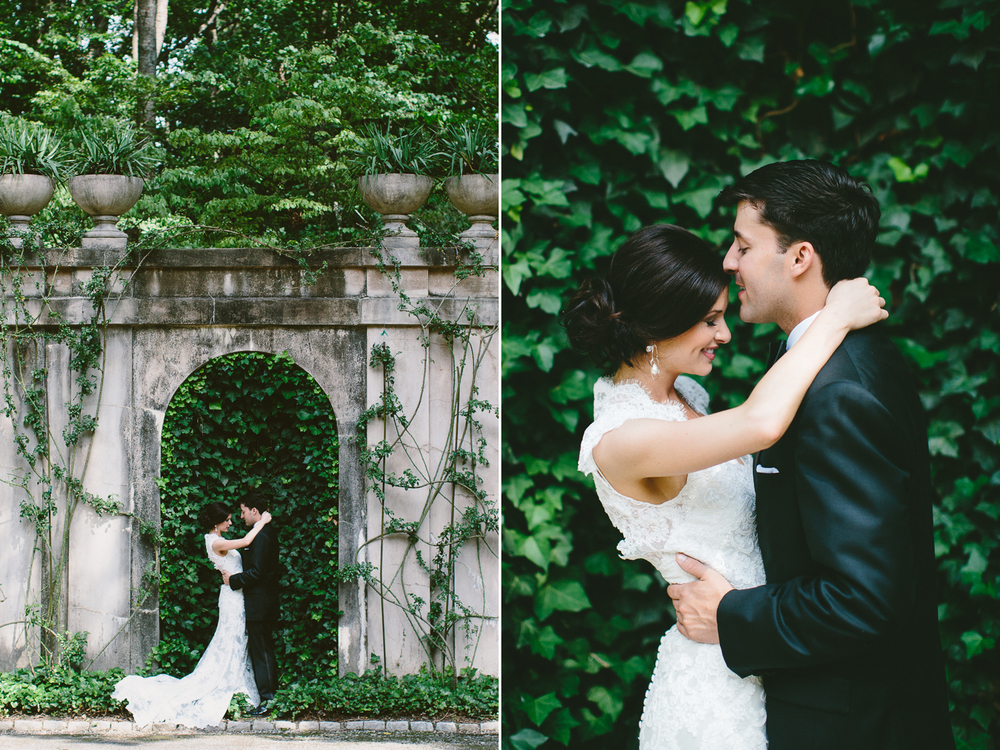 Fairytale Swan House Wedding