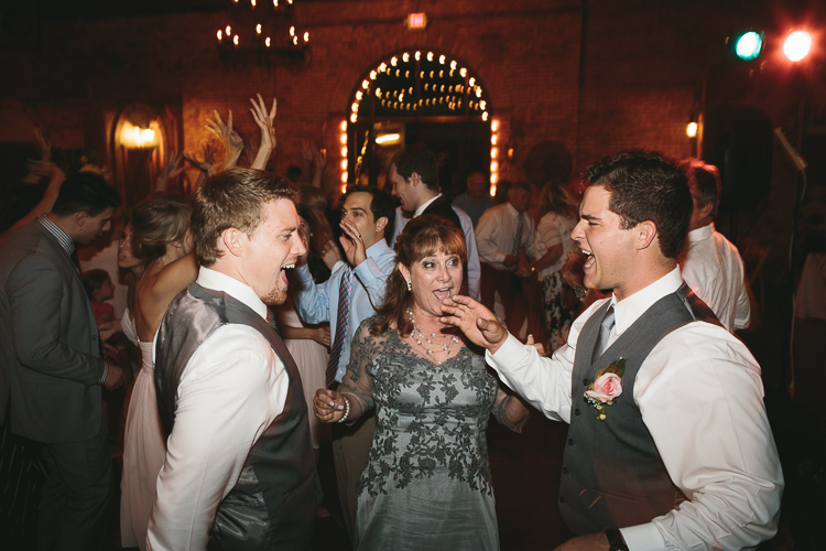 Family on the Dance Floor