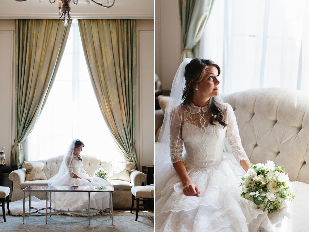 Beautiful Bride Portraits