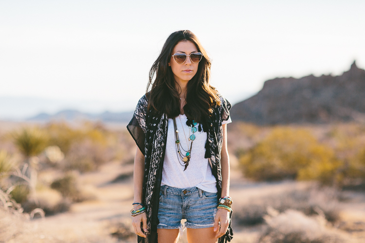 Nicole 39 s bohemian fashion portraits palm springs ca Bohemian style fashion blogs