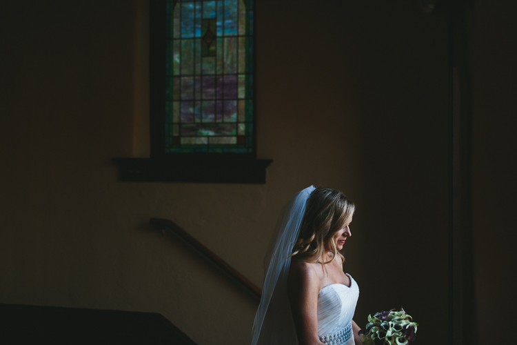 Beautiful bride portraits