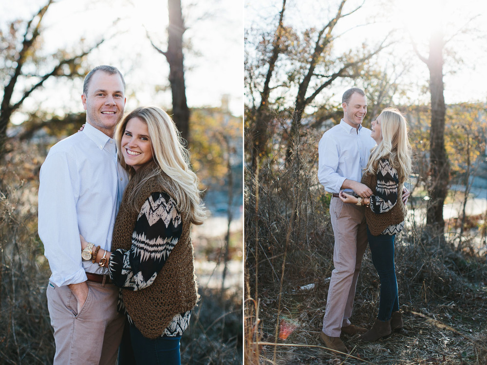 Atlanta Engagement Portraits