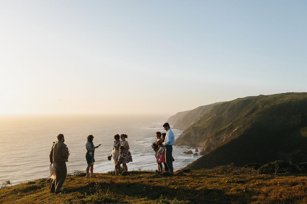 Dream Pierce Point California Wedding