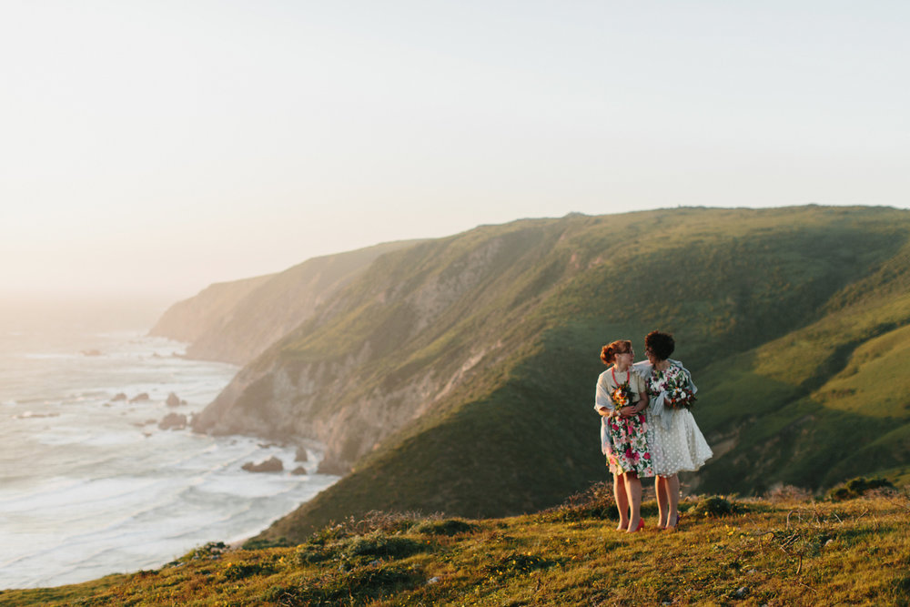 Lucy and Vivian - PIERCH POINT RANCH ELOPEMENT