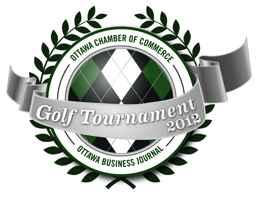 An networking golf tournament for business leaders that fill two complete 18-hole courses