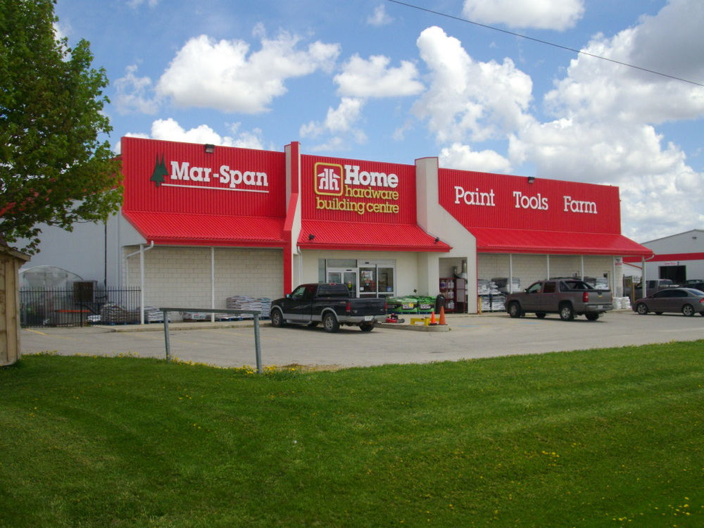 Mar-Span Home Hardware Building Centre