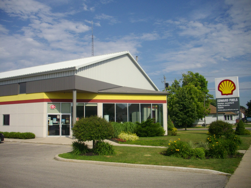 Edward Fuel Office Retail