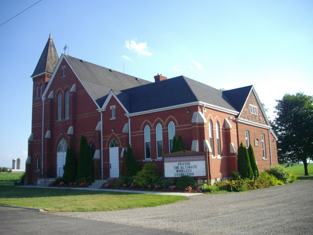 Hebron United Church Addition