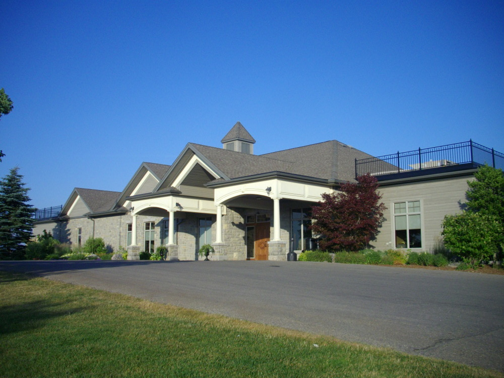 Rebel Creek Golf Course Club House
