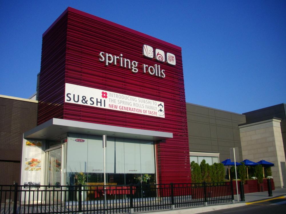 Spring Rolls Restaurant