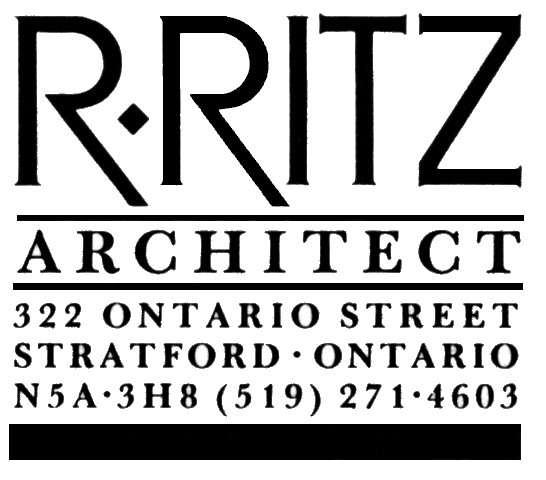 R. Ritz Architect
