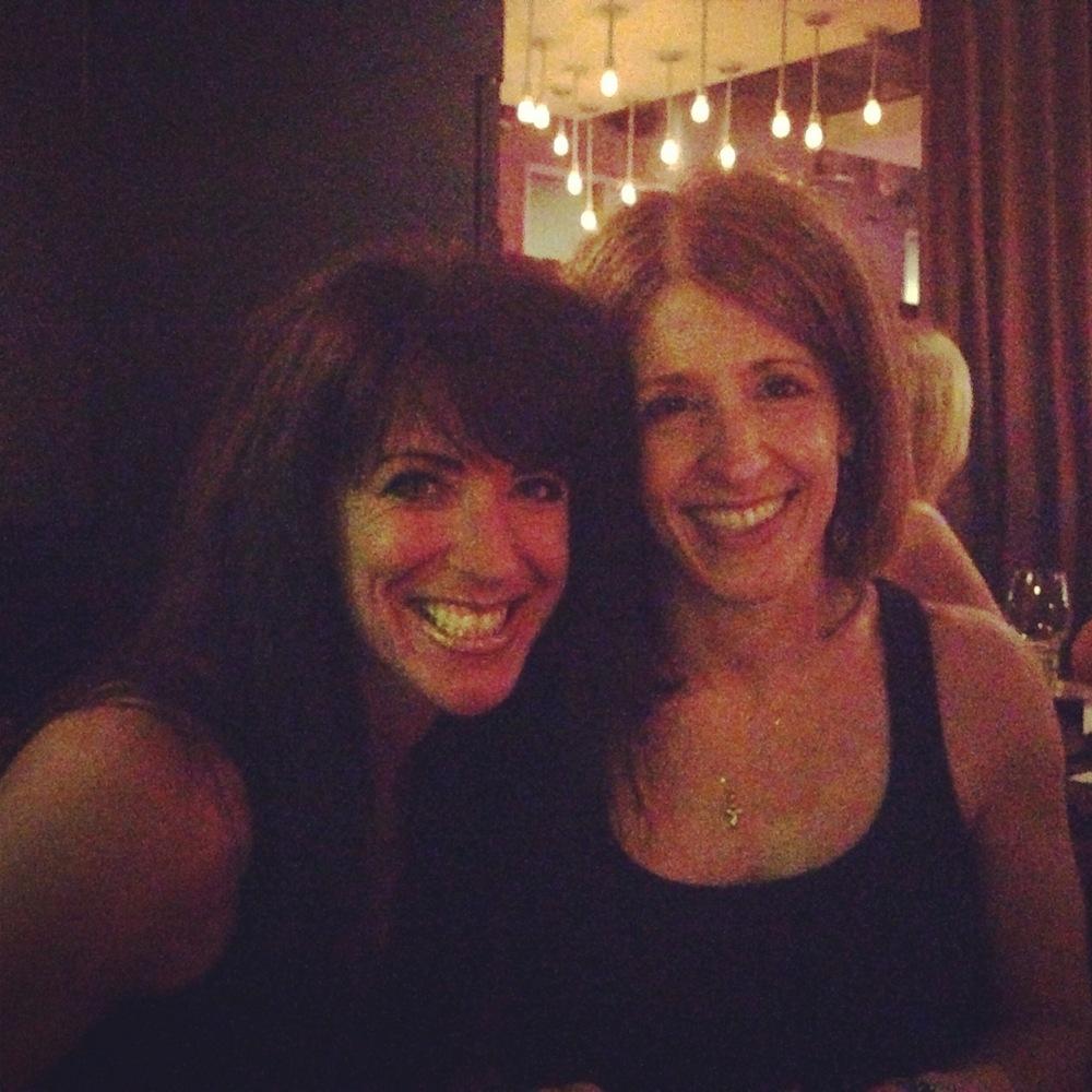 Me and my life guru, Kelly. LOVE this woman!!