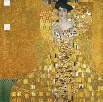 Bildnis der Adele Bloch-Bauer I 1907