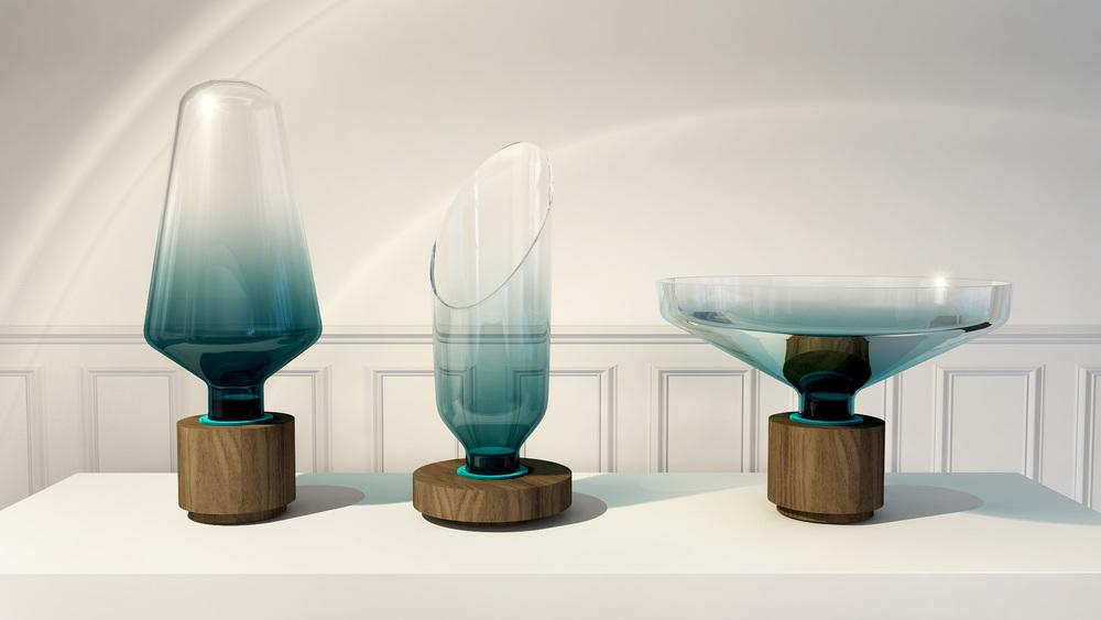 Symbiosis Vases