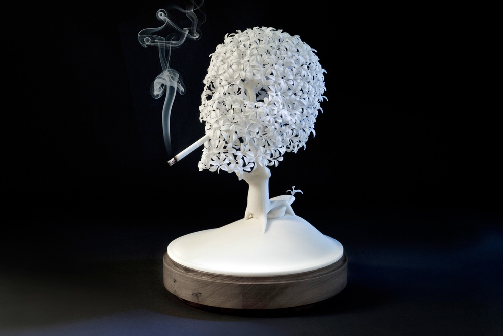 The Smoking SkullTree