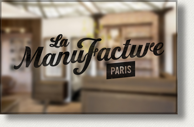 La Manufacture   ☛ Independant optics shop interior design, Paris, 75010 ✰
