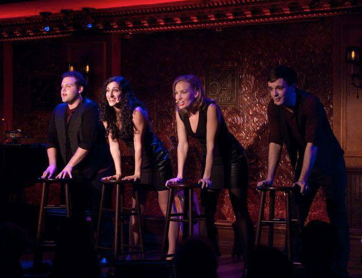 Press Event at 54 Below