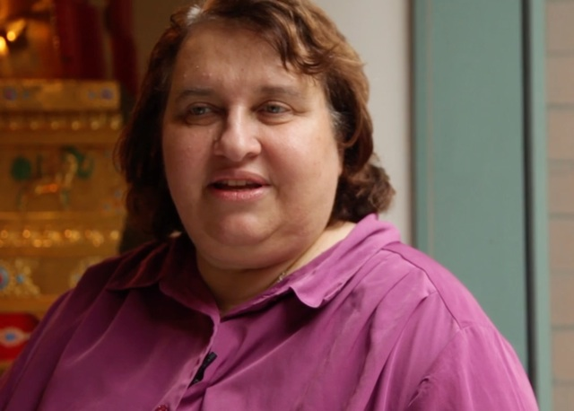 Sharon Salzberg, Author and Meditation Teacher