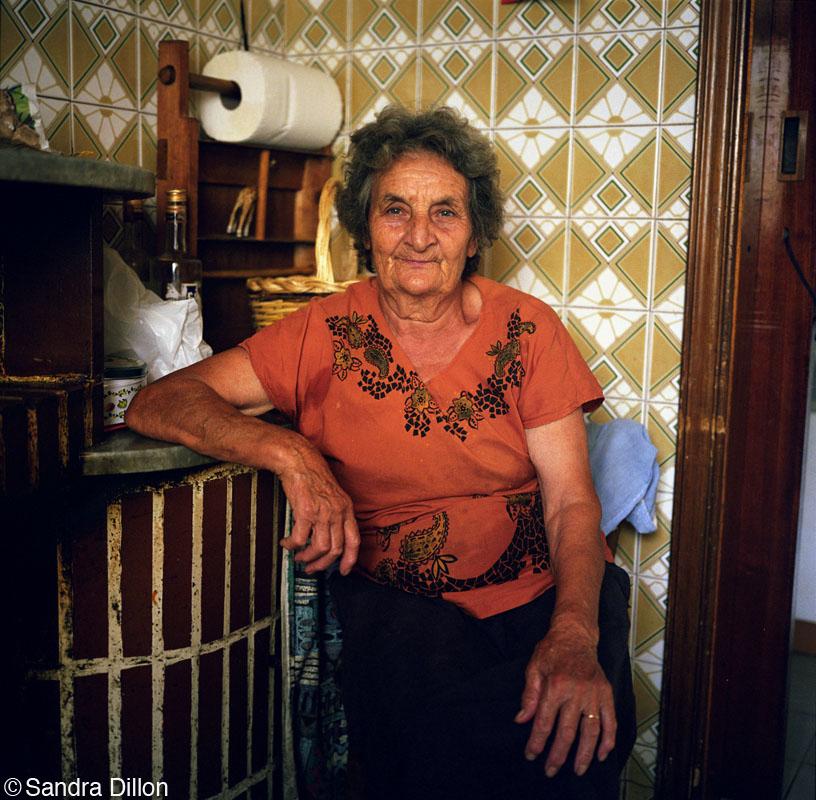 Zia Angelina, San Nazario, Italy