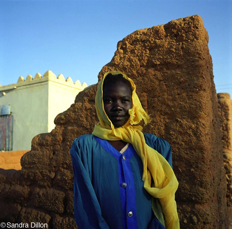 Dervish Girl, Omdurman, Sudan