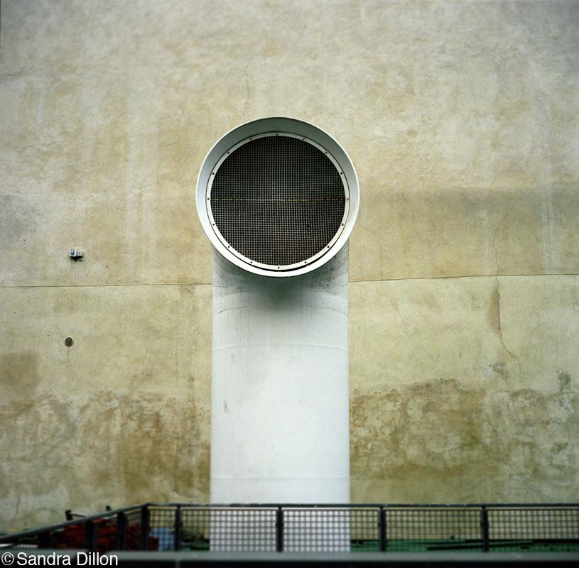 George Pompidou Smoke Stack, Paris, France