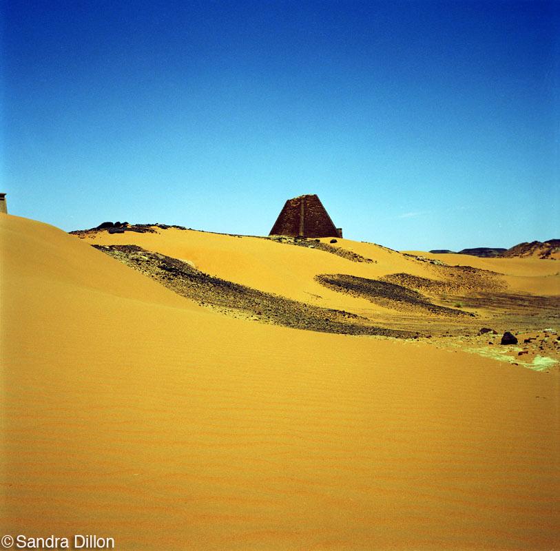 City of the Dead, Sudan