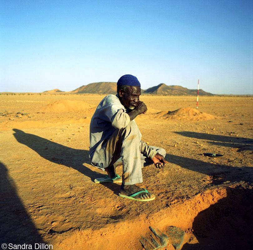 Hamed, Bayuda Desert, Sudan