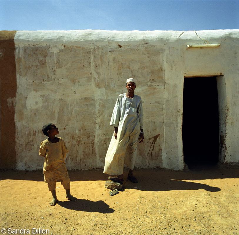 Scale, Sudan