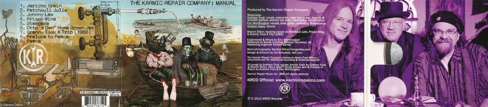 Karmic Repair Company