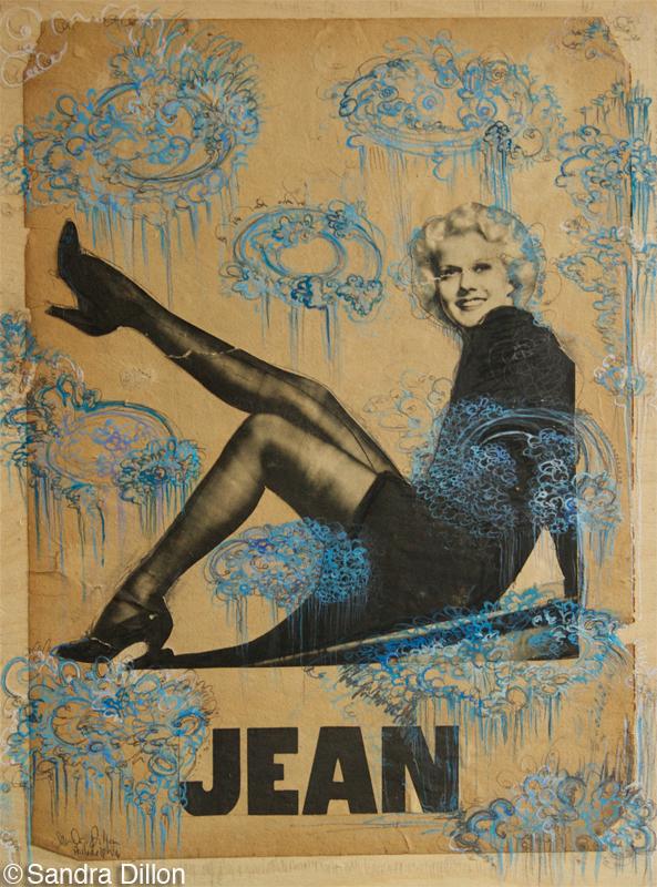 Jean in the Clouds