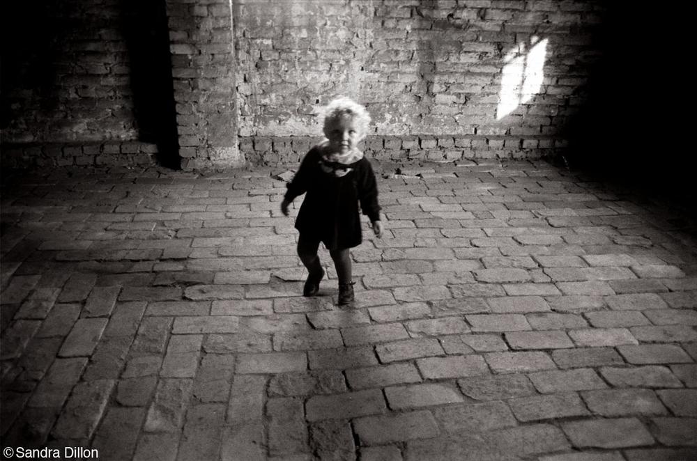 Ghost Girl, Auschwitz, Poland