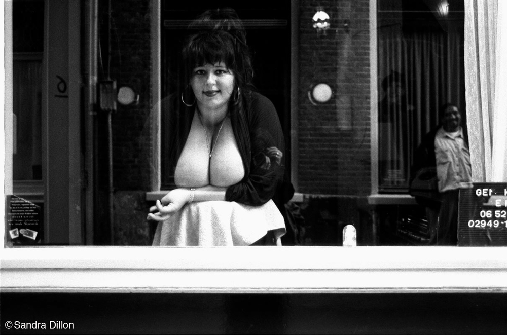 Portrait of a Prostitute, Amsterdam, Netherlands