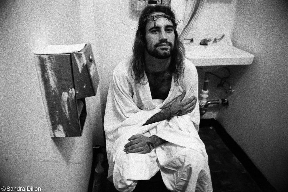 Jesus on the Toilet, New Orleans, LA