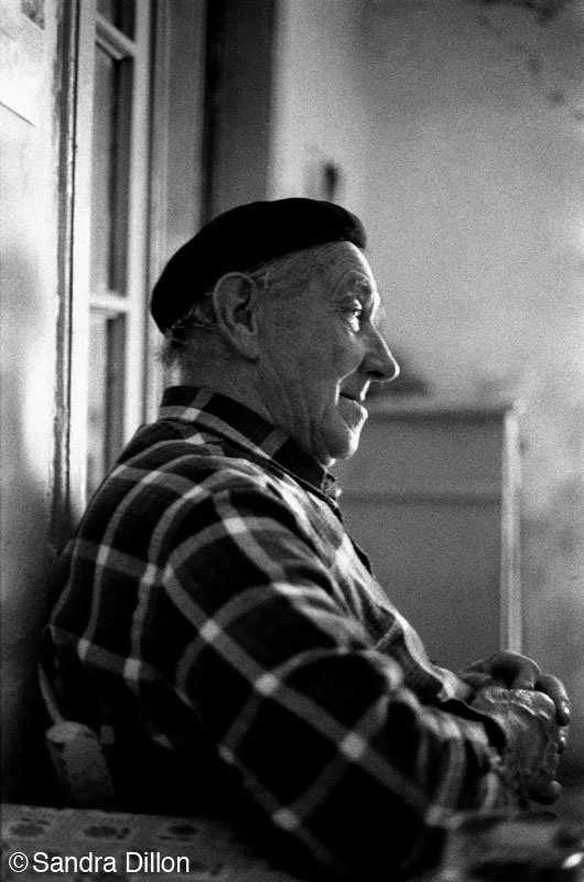 Old Man with Beret